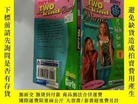 二手書博民逛書店TWO罕見OF A KIND :兩個一類Y200392