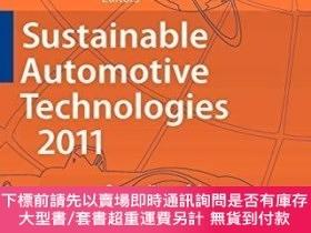 二手書博民逛書店Sustainable罕見Automotive Technologies 2011Y255174 Wellni