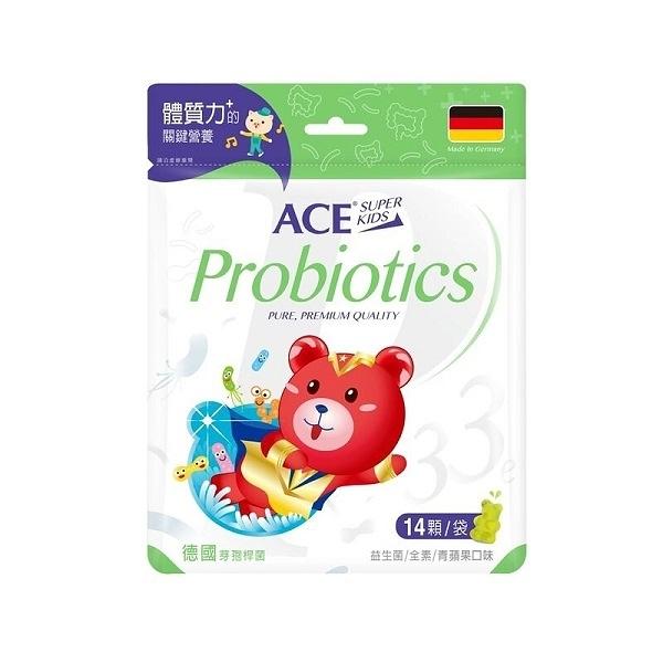 ACE 機能Q33e益生菌軟糖(14顆/袋)