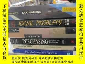 二手書博民逛書店ECONOMICS(ELEVENTH罕見EDITION 經濟學)