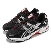 Asics 慢跑鞋 Gel-Kayano 5 OG 男鞋 黑 銀 復古 老爹鞋 AT【ACS】 1021A163001
