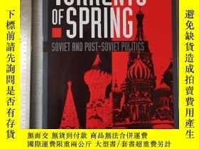 二手書博民逛書店Torrents罕見of spring Soviet and p