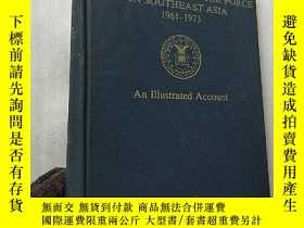 二手書博民逛書店THE罕見UNITED STATES AIR FORCE IN