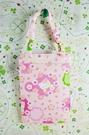 【震撼精品百貨】Hello Kitty 凱蒂貓~KITTY方型車票套-粉櫻花