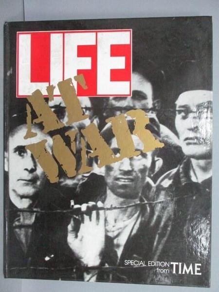 【書寶二手書T9/歷史_QBK】LIFE_AT WAR