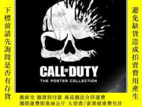 全新書博民逛書店Callof Duty: The Poster CollectionY410016 Insight Editi