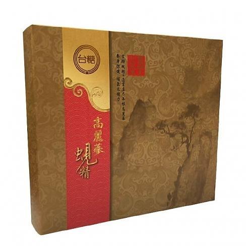 (8瓶/盒)台糖正官庄六年根高麗蔘蜆精