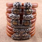 純天然野生雞血藤金剛藤的手鐲男款女款手環