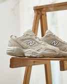 IMPACT New Balance 452 NB452 奶茶 米灰 復古 增高 韓國 老爹鞋 WX452SR