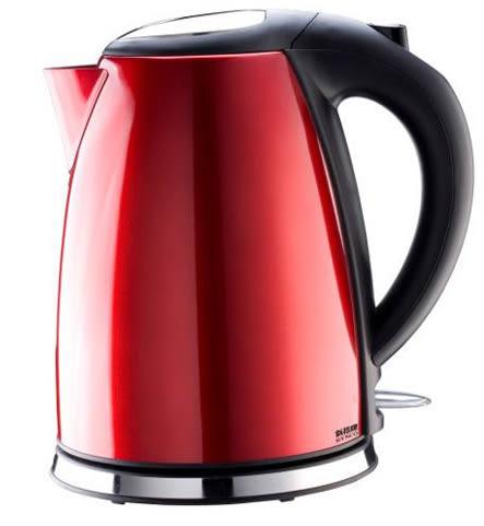 【中彰投電器】新格(1.8公升)時尚古典不銹鋼電茶壺,SEK-1899【全館刷卡分期+免運費】