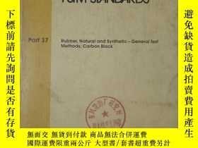 二手書博民逛書店1979罕見ANNUAL ASTM STANDARDSY1586