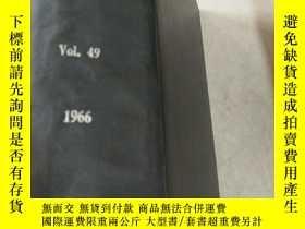 二手書博民逛書店joirnal罕見of the association of offcial analyical chemists