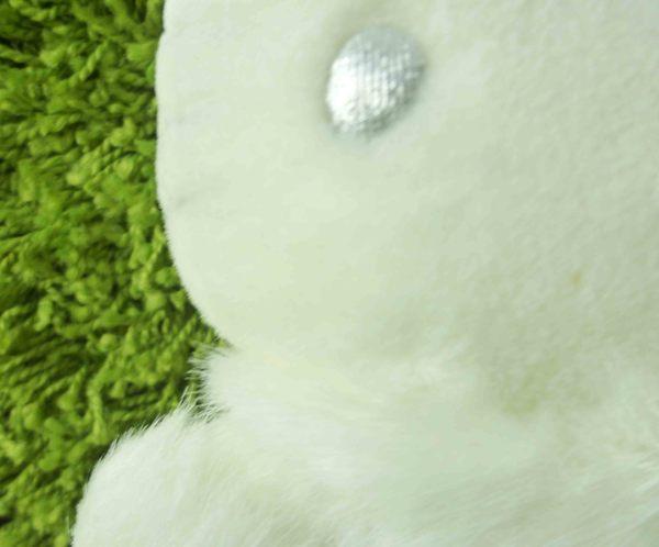 【震撼精品百貨】Hello Kitty 凱蒂貓~KITTY絨毛娃娃-蕾絲服飾-站姿