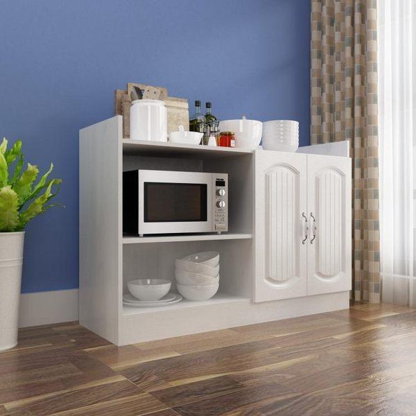 餐邊柜現代簡約多功能櫥柜家用柜子茶水柜簡易碗柜儲物柜經濟型