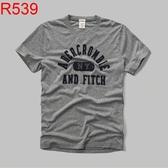 AF Abercrombie & Fitch 2 A&F A & F 男 當季最新現貨 T-SHIRT AF R539
