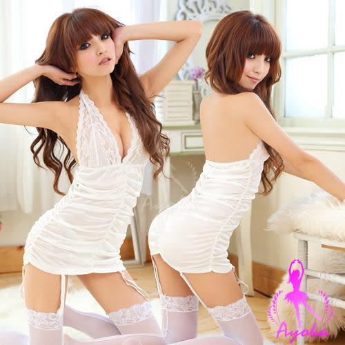 性感吊襪帶 性感出擊!蕾絲吊襪帶四件組 愛的蔓延 NA08030167-1