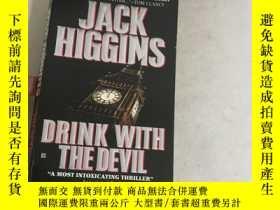 二手書博民逛書店Drink罕見with the DevilY13534 Jack