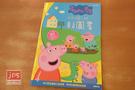 Peppa Pig 粉紅豬小妹 佩佩豬 貼圖書 PG026B