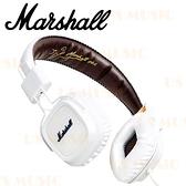【非凡樂器】『Marshall Major 耳罩式耳機』有線控 公司貨保固 時尚白 Marshall Major mic