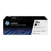 【分期0利率】HP CB436AD 原廠黑色碳粉匣雙包裝 適用 HP LJ P1505/M1120/M1522