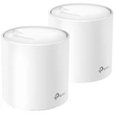 【免運費】TP-LINK Deco X60 兩顆裝 AX3000 Mesh Wi-Fi系統 無線網狀路由器 完整家庭Wi-Fi系統 deco活動