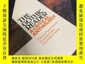 二手書博民逛書店The罕見Gothic Reader A Critical AnthologyY398292 Christop