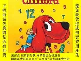 二手書博民逛書店Count罕見On Clifford (Clifford the Big Red Dog)-依靠Clifford(