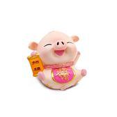 【金石工坊】己亥年生肖豬年-招福迷你豬擺飾