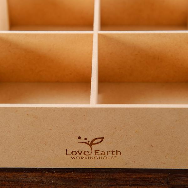 新環保12格收納盒-生活工場
