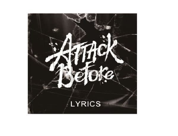 Attack Before 迷失裂痕 For Ambrosia CD  People Like Us Are Diffe