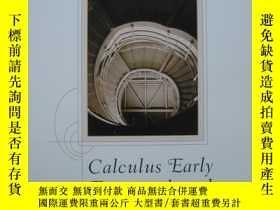 二手書博民逛書店Calculus罕見early transcendentals By Dale Varberg 微積分Y179