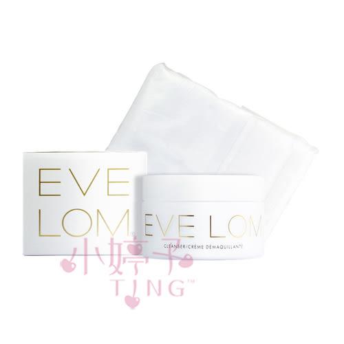 EVE LOM 全能深層潔淨霜100ml (航空版) 附1條瑪姿林卸妝棉布《小婷子》