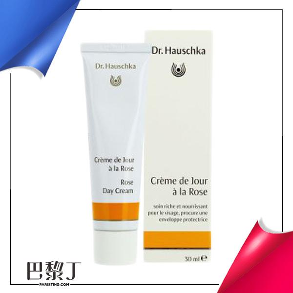 Dr.Hauschka 德國世家 玫瑰日霜(滋潤型) 30ml 【巴黎丁】