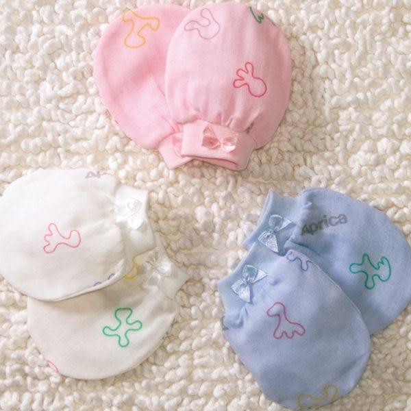 愛普力卡 Aprica  嬰兒幸福紗布手套 11502 好娃娃