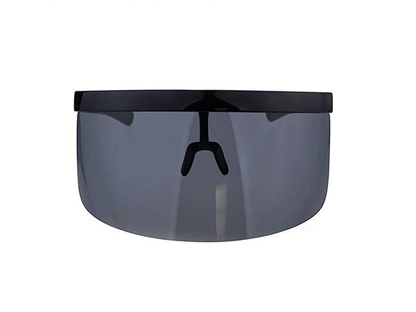 VISOR超大框抗UV防曬太陽眼鏡