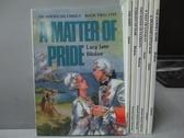 【書寶二手書T7/原文小說_MMI】A Matter of Pride_The Debt等_共7本合售