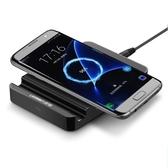 綠聯QI無線充電器蘋果8/iphonex/8plus三星s6/s7edge手機s8 通用·享家生活馆
