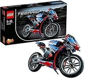 LEGO 樂高 拼插類玩具 Technic機械組系列 街頭摩托賽車 42036