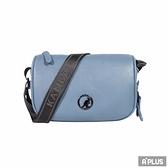 KANGOL 包 BAG 英國袋鼠 灰色 荔枝 皮拉鍊 隨身包 側背包 - 6055301380