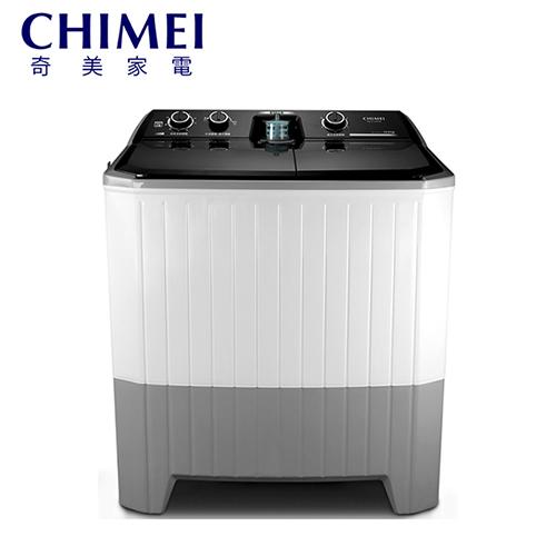 [CHIMEI 奇美]12公斤 雙槽洗衣機 WS-P128TW