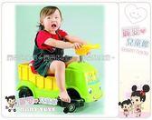 麗嬰兒童玩具館~baby最愛的親親Q版大卡車造型扭扭車.搖搖車-台製