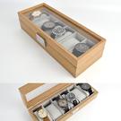 手錶盒 溫暖木質收納盒(6支裝)NAWA48