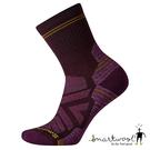 Smartwool 女 機能戶外全輕量減震中筒襪『酒紅』SW001572 美國製|保暖襪|登山襪|運動襪