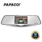 【小樺資訊】含稅 PAPAGO FX760G 雙鏡 後視鏡型 GPS測速 行車記錄器 倒車顯影