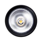 LED 12W 明裝筒燈 黑