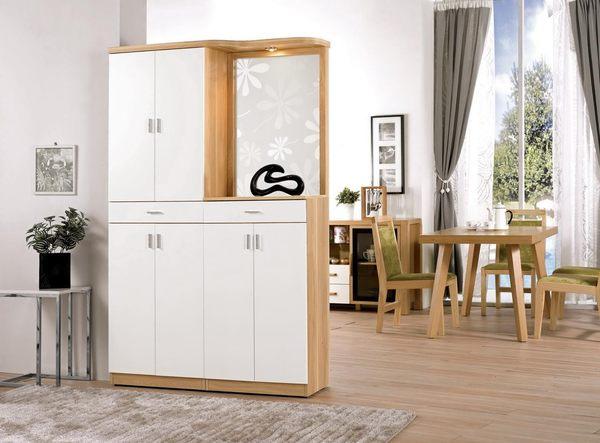 8號店鋪 森寶藝品傢俱 a-01 品味生活    雙面櫃系列 845-2 羅德尼4尺玄關屏風鞋櫃