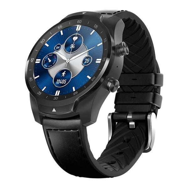 TicWatch Pro S GPS 旗艦級智慧手錶 黑色