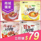 韓國 Doori Doori 泡麵+泡飯(1袋入) 韓式泡菜/起士/大醬湯/炒碼海鮮 4款可選【小三美日】$99