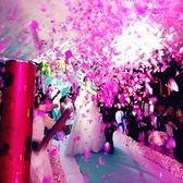 結婚用品婚慶禮炮噴彩帶禮花筒慶典手持花筒開業花瓣雨禮賓花