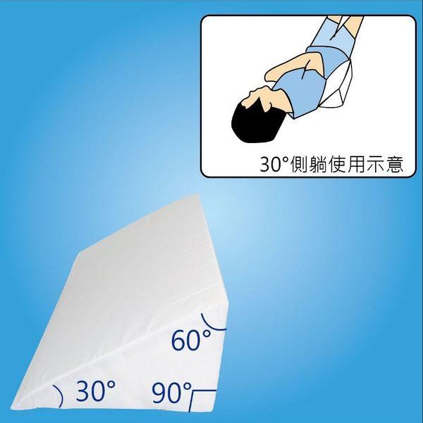 靠墊 - 三角型 2色可選 老人用品 長期臥床者適用 靠枕 舒適 變換姿勢 [ZHCN1703-S]